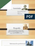 Aristóteles presentacion ppt