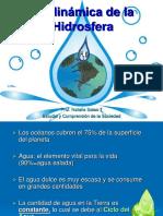 La Dinámica de La Hidrosfera1