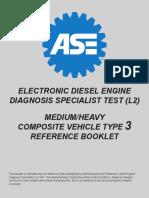 DieselEngineECU Test