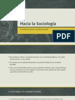 Hacia La Sociología