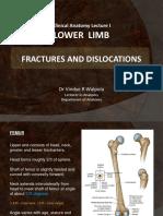 3. Hafizah Binti Mohd Hoshni Musculoskeletal Clinical Anatomy Lower Limb