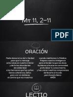 LECTIO-DIVINA-3er dom adviento ciclo a.docx.pptx