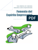 Materiales Educativos Sobre Emprendimiento