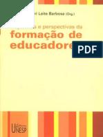 Trajetorias e perspectivas da f - Raquel Lazzari Leite Barbosa.epub