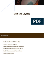 13269039 CRM and Loyalty