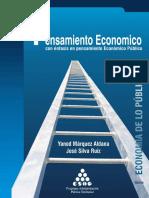 """Márquez Aldana, Yanod. """"Pensamiento Económico"""""""