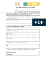 Formulário Com Detalhes Da Solução - Central Inteligente Para Gestão Da Manutenção