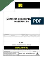 Mekano Sistema Multidireccional Memoria Descriptiva Sistema Multidireccional 768510