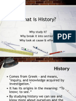 what is history copy