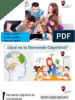 Demanda, Conflicto y Disonancia Cognitiva