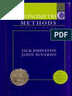 Jack Johnston, John DiNardo Econometric Methods, Fourth Edition.pdf