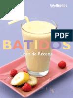 BATIDOS WELLNESS BY PATTY RIOS