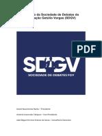 Estatuto Da SDGV