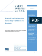 Simon IT Handbook for Students Upd May2015