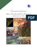 Exodo Jujeno Secuencia Didactica V1