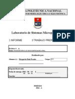 Preparatorio 6 - Programación de Los Microcontroladores Atmel