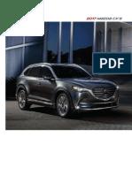 2017 Mazda Cx 9 Brochure En