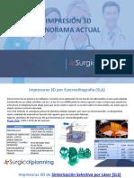 TECNOLOGÍA - IMPRESIÓN 3D