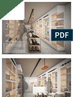 """Visualización Local Comercial """"Paladar"""""""