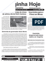 Jornal Varginha Hoje - Edição 08
