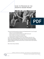 Rowing Training Guide