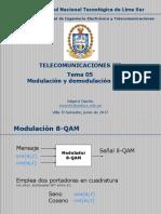 T. III - TEMA 05 - QAM