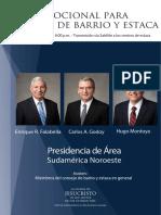 Afiche Perú, Ecuador, Colombia