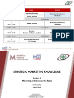 5 - Marketing Tactic