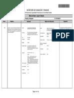 F019 Desarrollo de Capacidades Productivas en Comunidades Rurales
