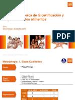 percepcion acerca de la certificacion y etiquetado de los alimentos gfk adimark.pdf