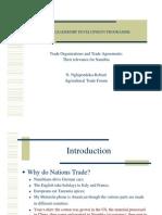 WTO Presentation