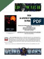 Weird War II The Golem.pdf