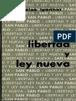 LYONNET, S., San Pablo. Libertad y Ley Nueva, Sigueme, 2 Ed., 1967