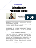 Gabaritando Processo Penal Na OAB
