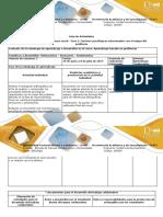 Guía de Actividades y Rúbrica de Evaluación - Fase 2- Factores Psicológicos Relacionados Con El Orígen Del Problema