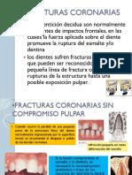 FRACTURAS CORONARIAS