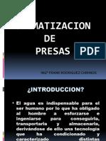 Automatizacion de Presas
