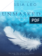 Trilogia Unmasked 03 - Unmasked - Cassia Leo