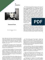 Kant,Emmanuel-Metafisica de Las Costumbres