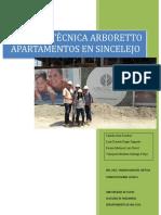 Visita Academica a La Edificacion Arboretto