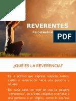 Reverencia