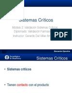 Validación de Sistemas Criticos 2