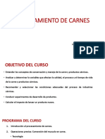 Productos Carnicos T1 PGM
