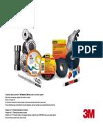 Lista de Precios EMD -Feb 016 Distribuidores 3M