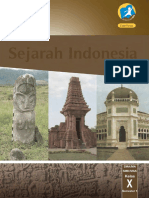 Kelas 10 SMA Sejarah Indonesia Semester 1 Siswa 2016