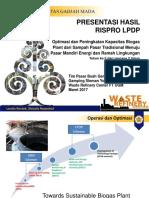 Presentasi MonEv LPDP 2nd-1 April 2017