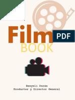 Filmbook Ojos Color Muerte