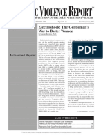 Dvr1402 Sa1 Electroshock Burstow Reprint