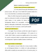 Comment se constitue la personnalité.pdf