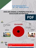 Currículo Nacional - Análisis con la Educación Adventista .pptx